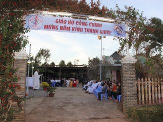 Giáo xứ Kim Phát